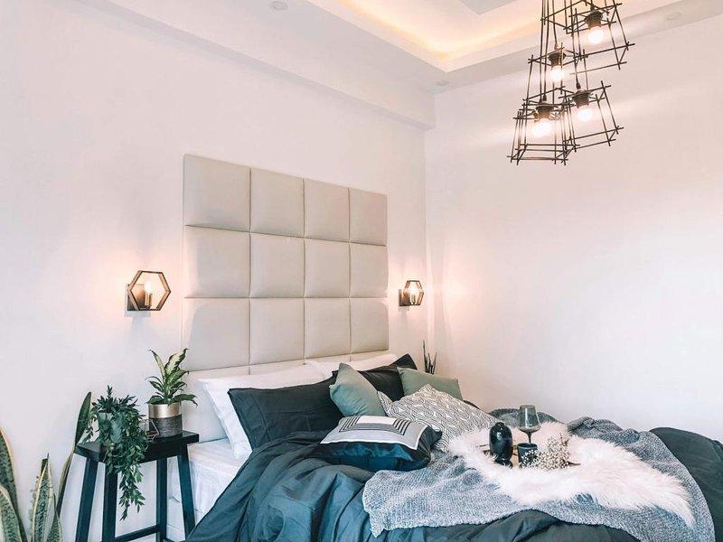 Área de la cama