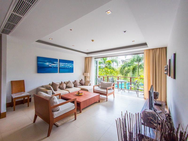 Аpartment in Pearl of Naithon EF03 by Indreams, vakantiewoning in Nai Thon