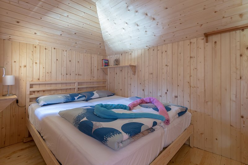 chalet Gorenjka - Velika planina, holiday rental in Senturska Gora