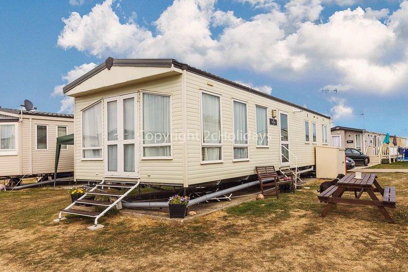 Muchas familias han disfrutado de un gran descanso en el parque de vacaciones en la playa de St. Osyth