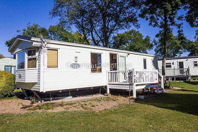 Pet friendly accommodation at Carlton Meres Holidays