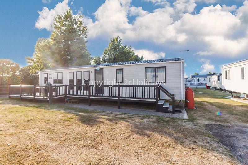 Caravan for hire in Norfolk