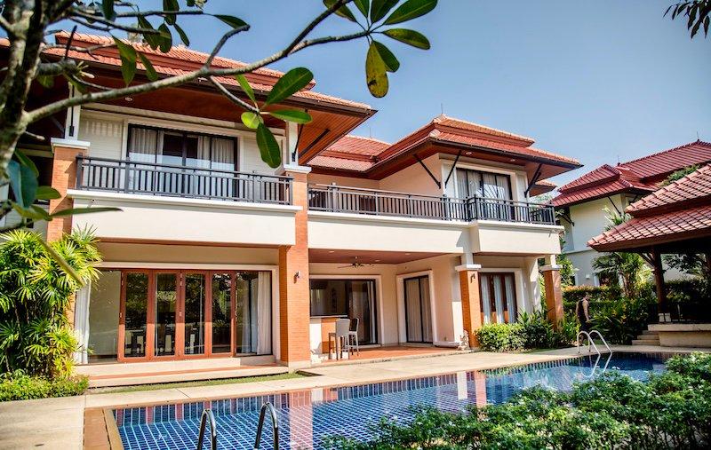 Residence in 5 * hotel Angsana Village Resort by Indreams, holiday rental in Thep Krasattri