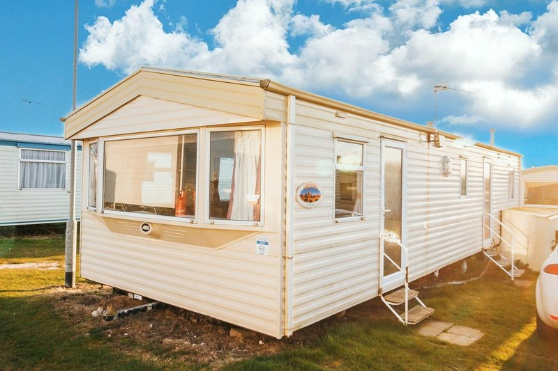 8 berth accommodation at Kessingland Beach Park Resort