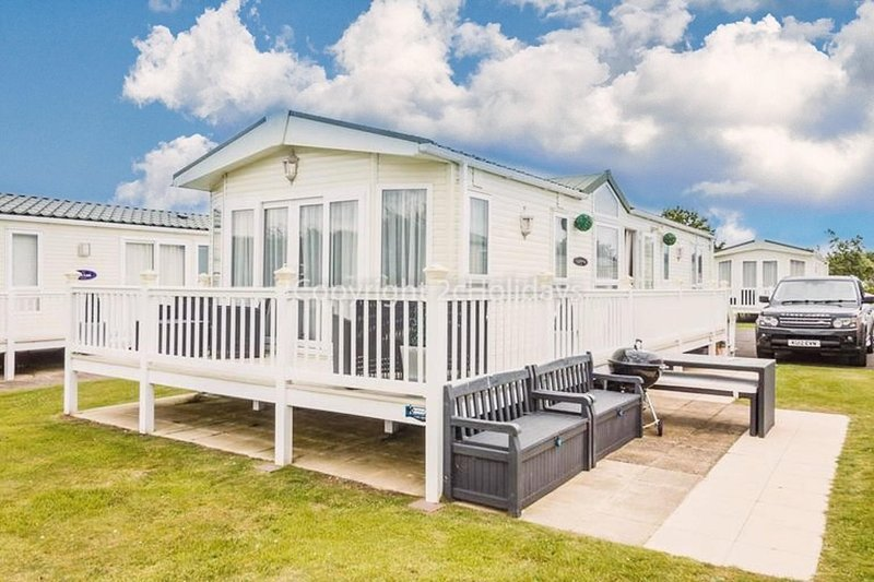 So many families have enjoyed a great break at Hopton Holiday Village.
