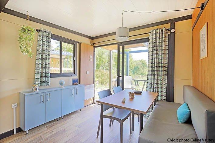Camping Les Lavandes à Darbres, holiday rental in Saint-Pons