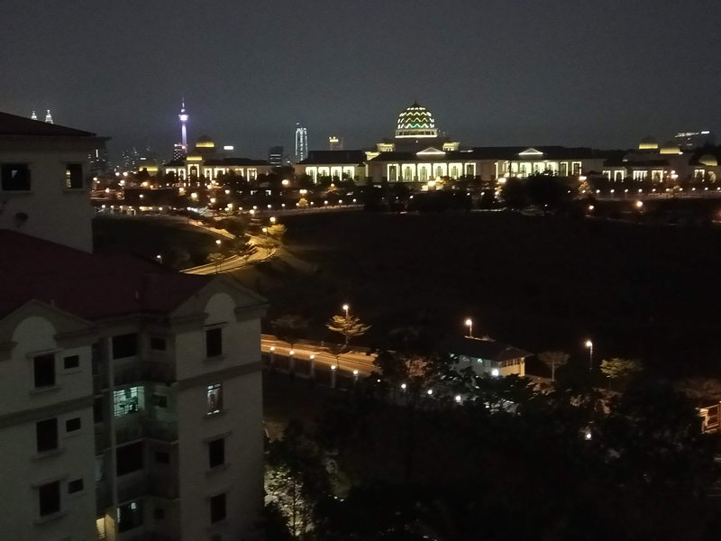 The View Of Palace Which One Located At Hartamas Shopping Centre