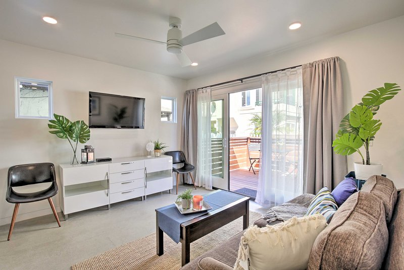Experience San Diego in style at this beautiful beach home!