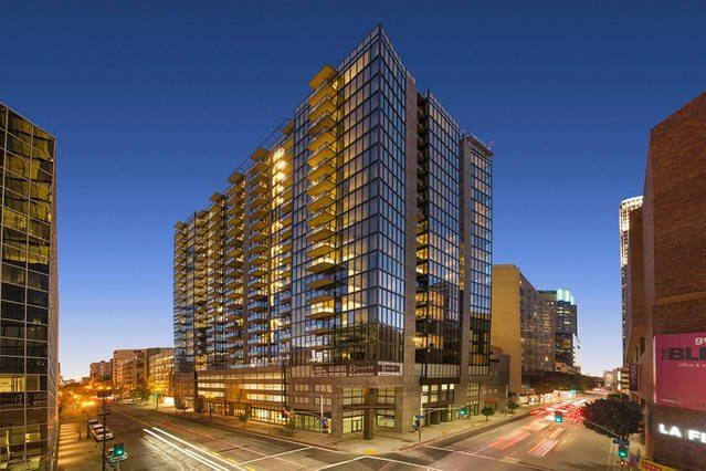 Experience Living in a Modern + Contemporary Environment - One of LA's Newest & Best!
