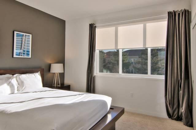 Guest Bedroom with Queen Bed + Fresh Linens