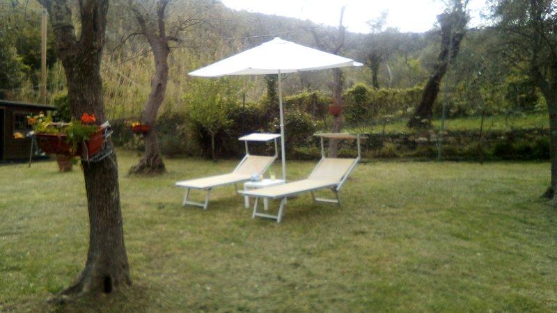 il rifugio tra gli ulivi     pace e tranquillità cod citra 010054-LT-0248, vacation rental in Portofino