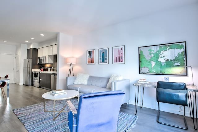 Welcome Home! 1BR Urban Flat Conveniently Situated in Prime San Jose Location! Experience a New Way to Travel!