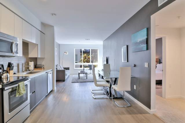 Welcome Home! A Modern + Clean Urban Flat in the Heart of San Jose - 1BR/1BA