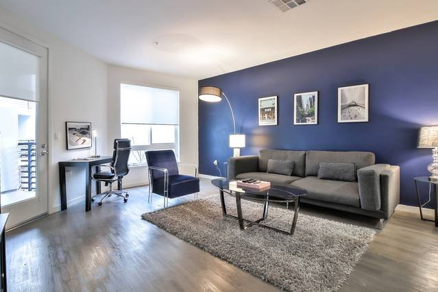 Welcome Home! A 1BR/1BA Urban Flat to Call Home - Perfect for Business or Leisure Stays