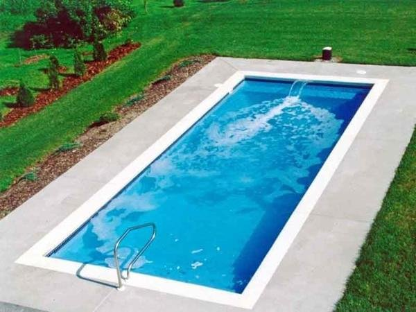 piscina nuova pronta da maggio 2019