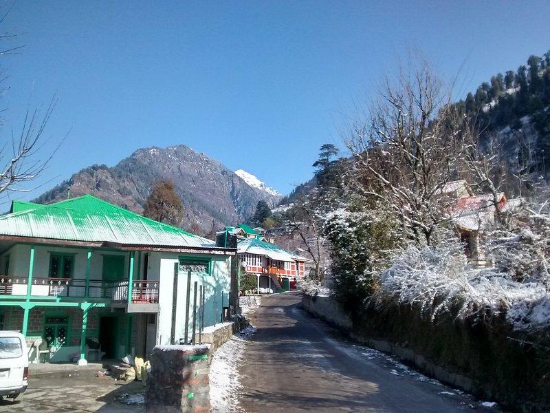 Hamptan Home, location de vacances à Shuru