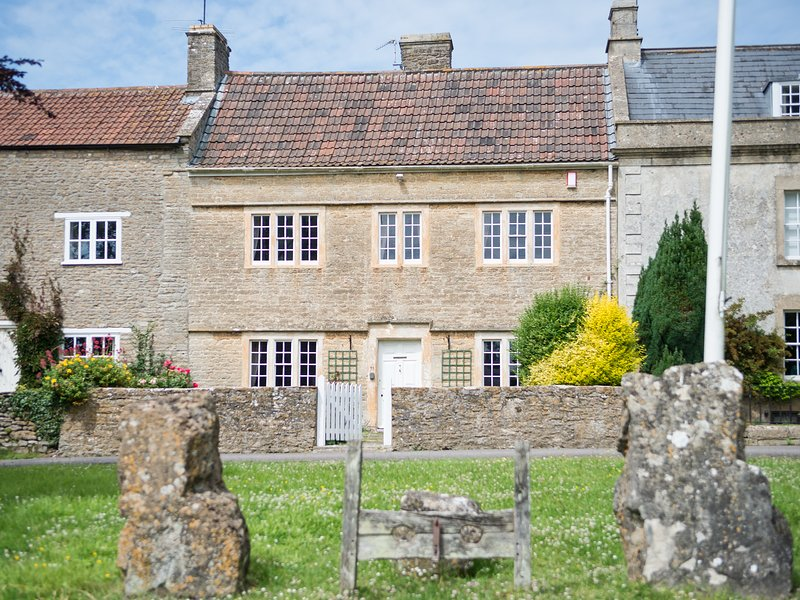 The Green Farm, holiday rental in Mells