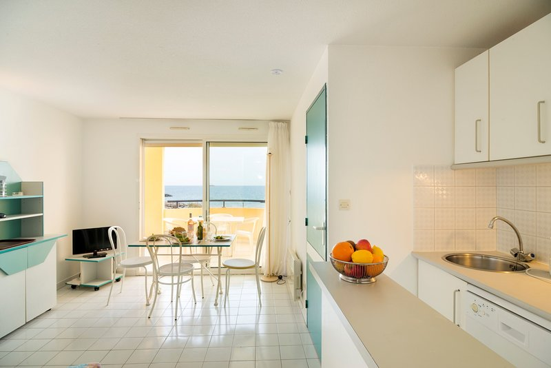 You will love the bright and open-concept living space, perfect for relaxing after a great day. Views vary.