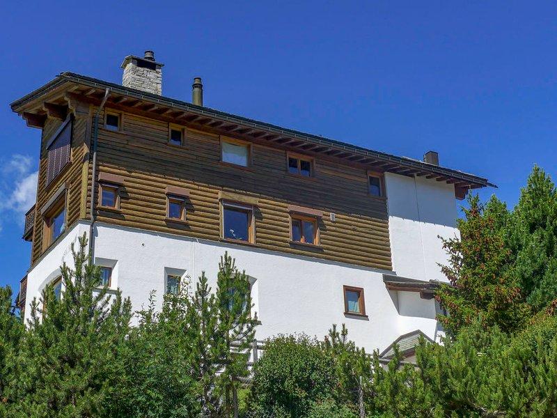 Chesa Sül Muot Chalet in St Moritz