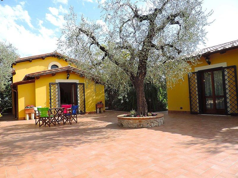Villa del Canneto, alquiler vacacional en Castelnuovo di Farfa