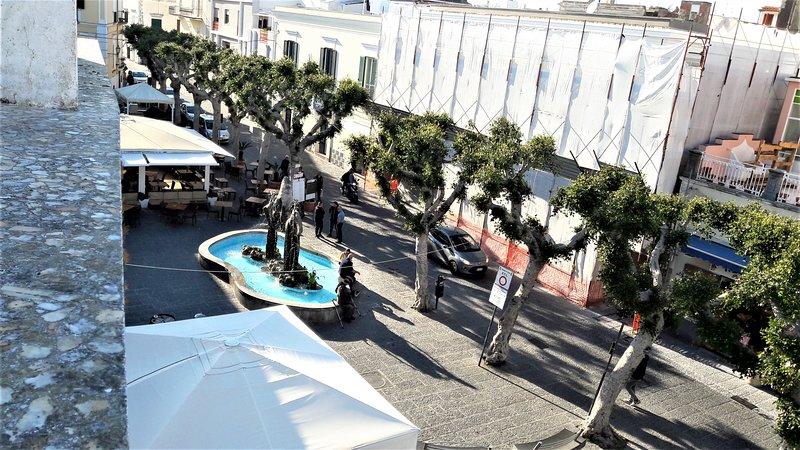 Appartamento La Piazzetta, location de vacances à Forio