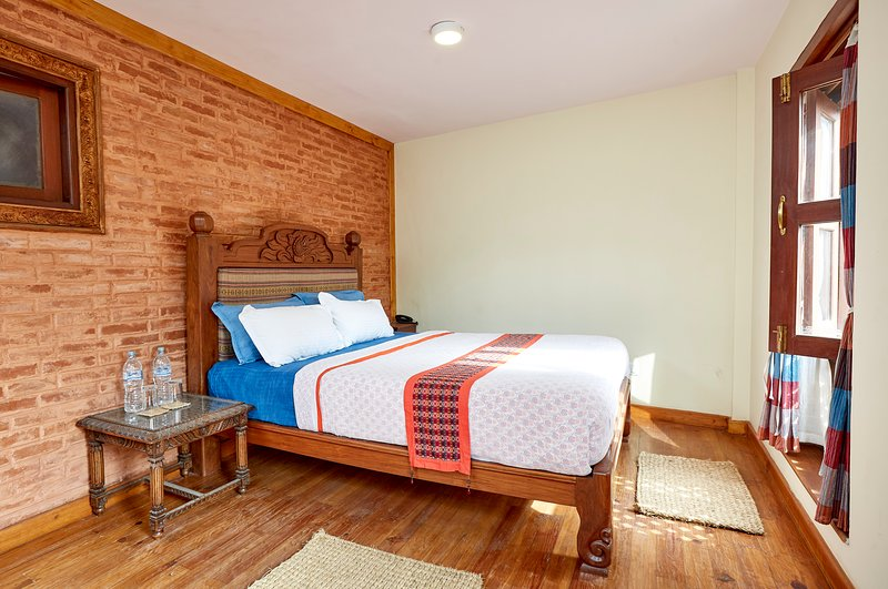 Boutique Pad 1BR near charming Mangal Bazaar, holiday rental in Madhyapur Thimi