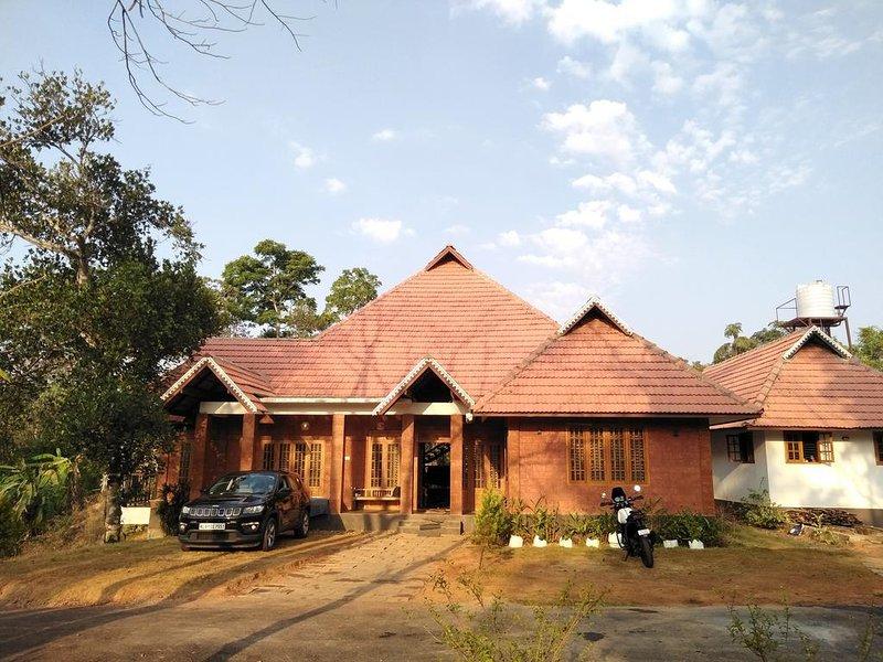 Farm stay Laxmi Farm Villa, holiday rental in Taliparamba
