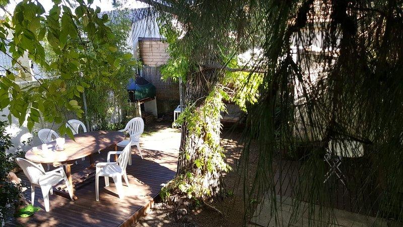 Maison Pin Parasol , à 5minutes à pied de la plage, holiday rental in La Tamarissiere