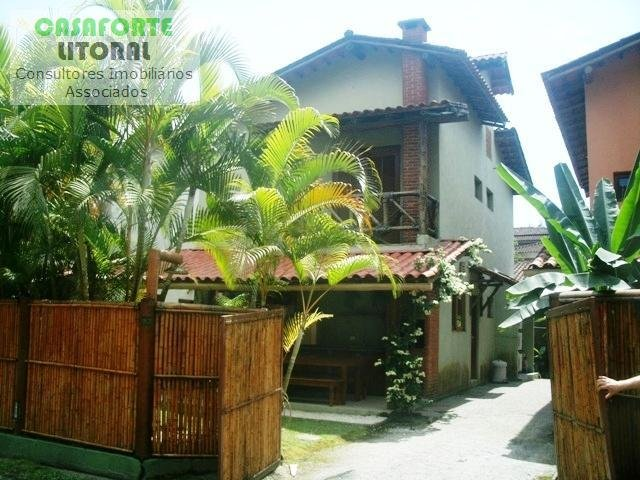 Casa Condomínio Fechado Camburi SP - 04 Dorms, location de vacances à Boicucanga