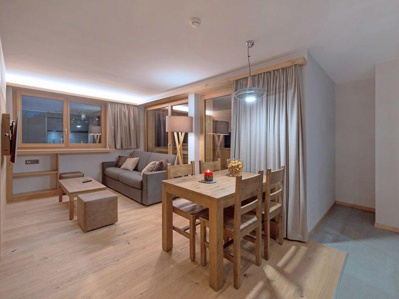 Swisspeak Resorts terrace ou balcon, holiday rental in Vercorin