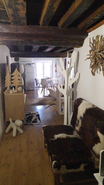 La Piccola Maddalena Luxury Apartment, vacation rental in Genoa