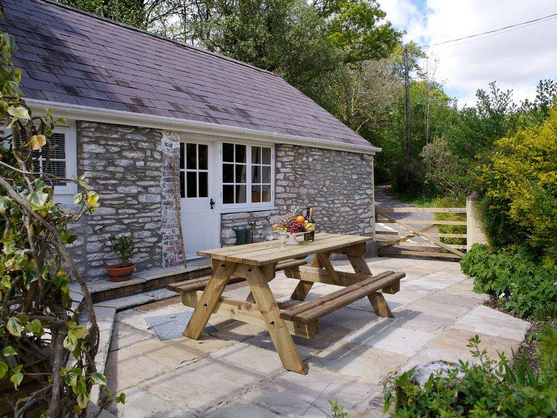 Penrhipyn, holiday rental in Llansawel