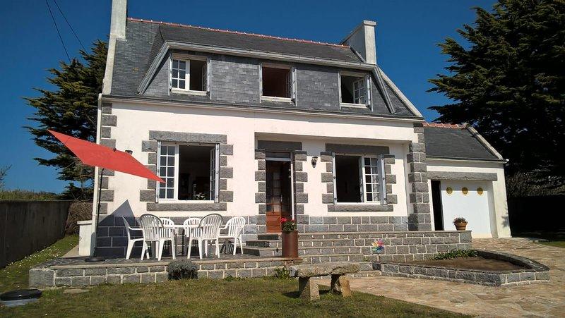 LA MAISON DU CAP, vacation rental in Cleden-Cap-Sizun
