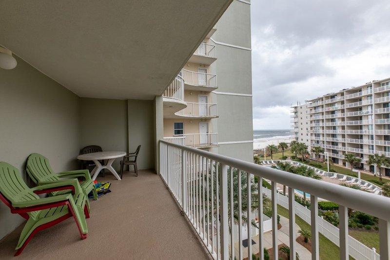 Balcón / área de estar