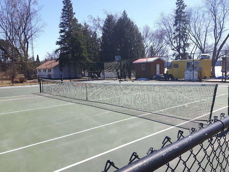 Campi da tennis e da basket