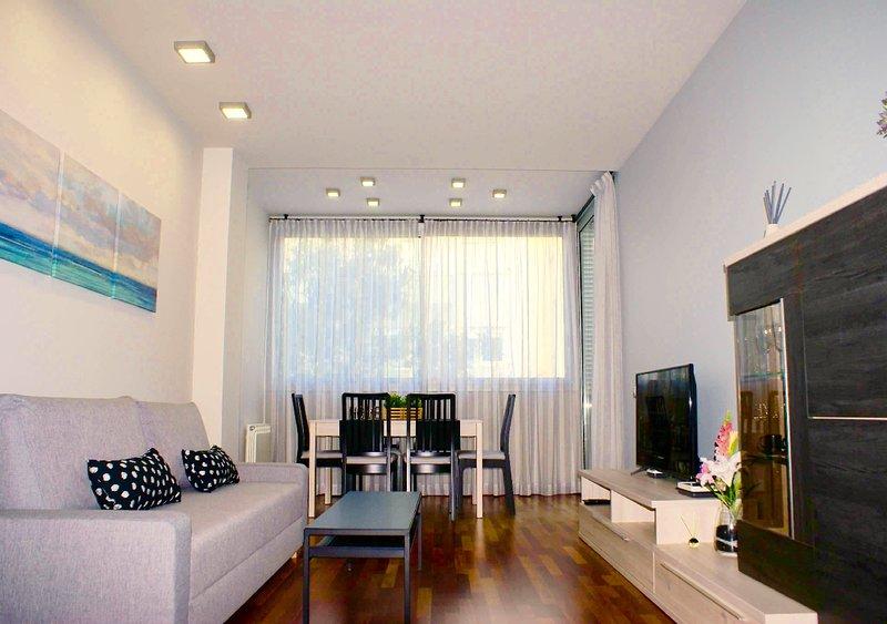 CARMED HLCLUB VILANOVA APARTMENT HUTB-043129, holiday rental in Vilanova i la Geltru