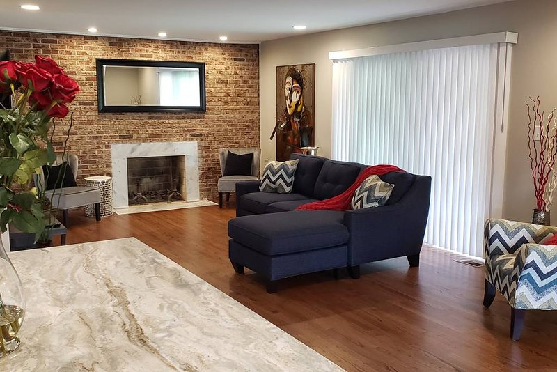 Overton House, vacation rental in Augusta