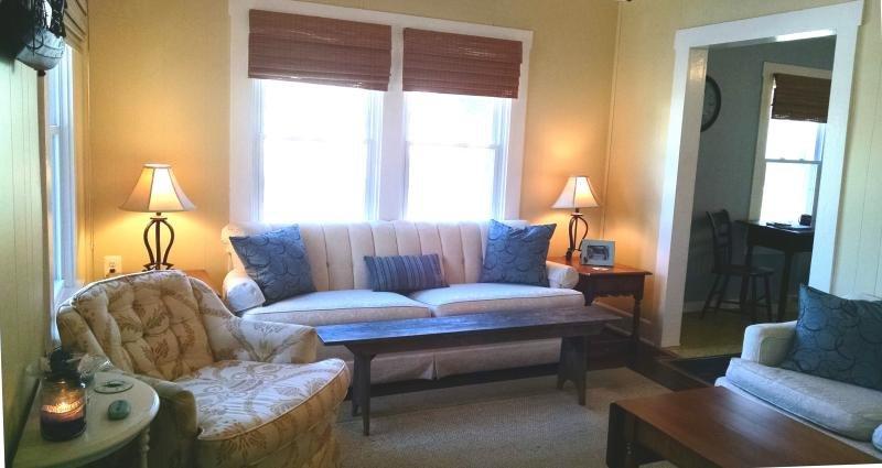Generous living room space!