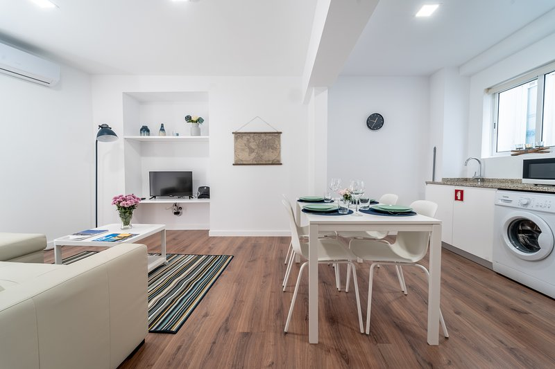 Apartment in Braga, holiday rental in Jesufrei