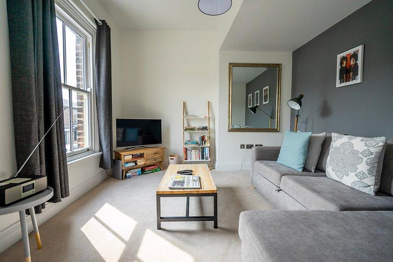 123 Nunnery Lane - 1 bedroom apartment, vacation rental in York