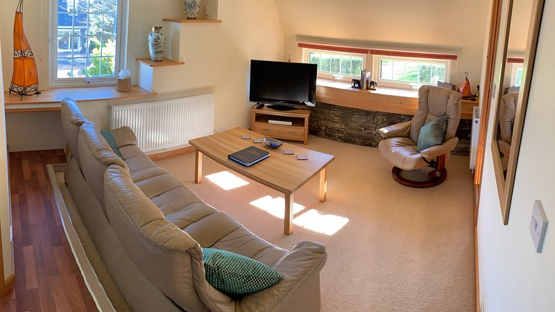 The Loft Apartment at Clos de la Tour, luxury self catering on Sark, vacation rental in Sark