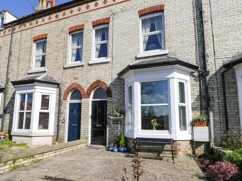 SAILORS LODGE, Smart TV, WiFi, dog-friendly, Filey, vacation rental in Filey