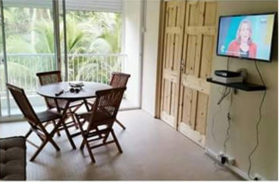 Beautiful apt with balcony & Wifi, vakantiewoning in Pointe-à-Pitre