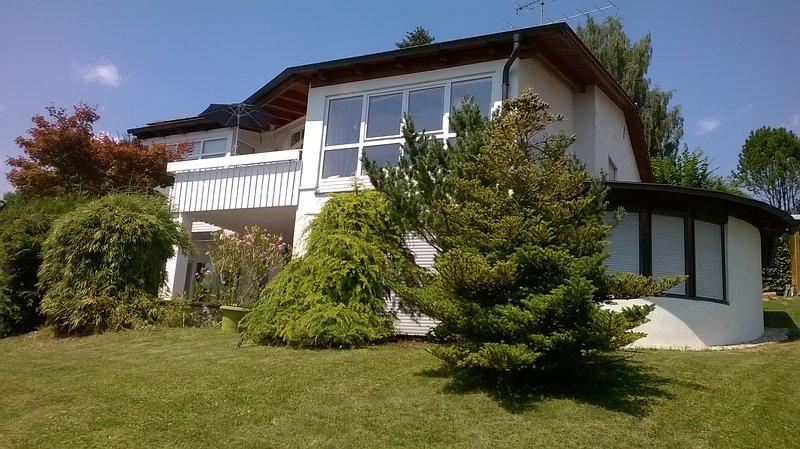 Sonnenoase am Dachsberg zwischen München, Tegernsee, Chiemsee, Messe München, location de vacances à Feldkirchen-Westerham