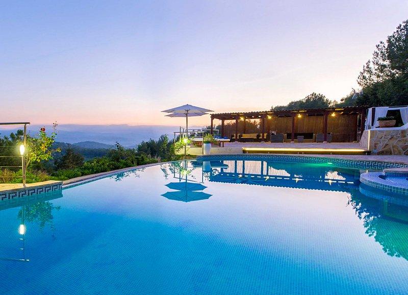 VILLA BELLA, holiday rental in Sant Rafel