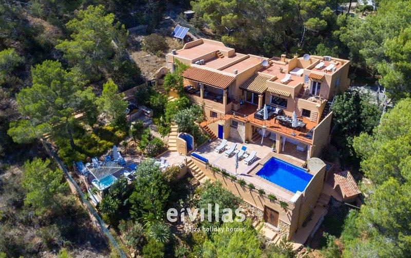 CASA CAPRICHO, holiday rental in Sant Josep de Sa Talaia