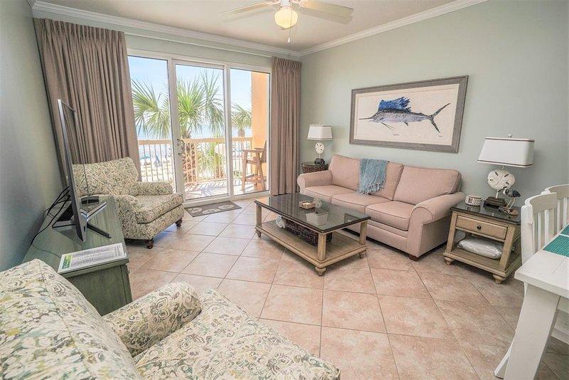 Calypso Beach Resort Condo Rental 202E
