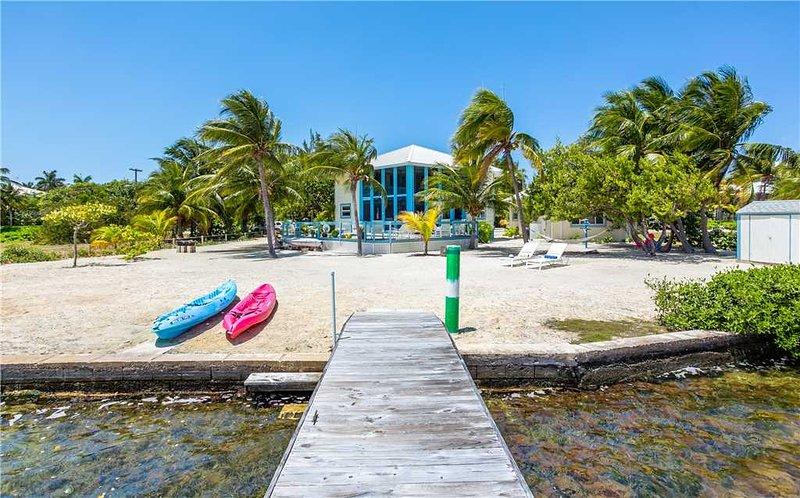Barefoot Kai II, vacation rental in Grand Cayman