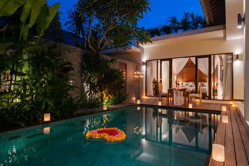 Villa Sally Bali, location de vacances à North Kuta