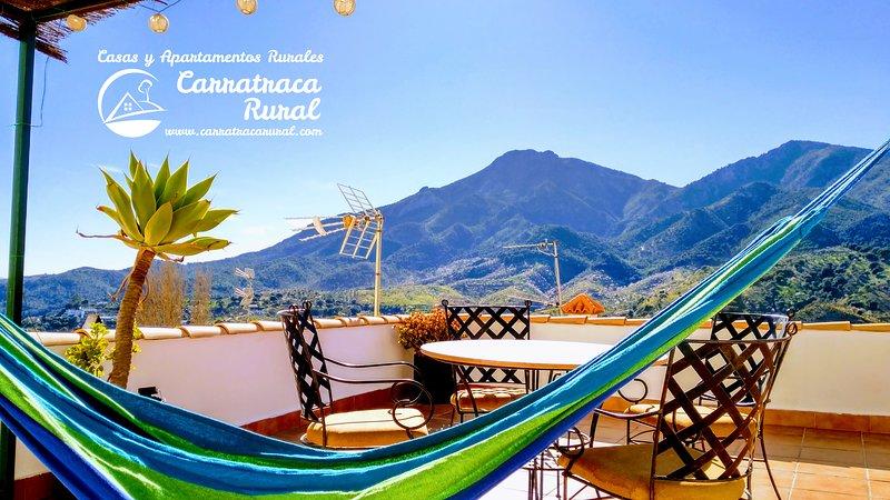 Apartamento El Parador, vacation rental in Casarabonela